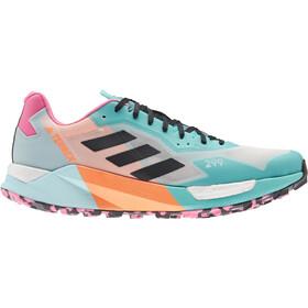 adidas TERREX Agravic Ultra Sko til løb på stier Herrer, farverig
